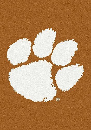 American Floor Mats Clemson Tigers NCAA College Team Spirit Team Area Rug 3'10