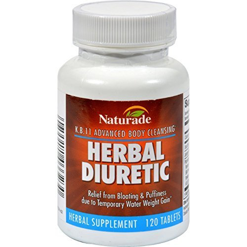 NATURADE KB 11 DIURETIC TABLETS, 120 TAB