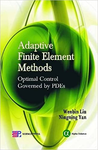 Adaptive Finite Element Methods: Optimal Control Governed by