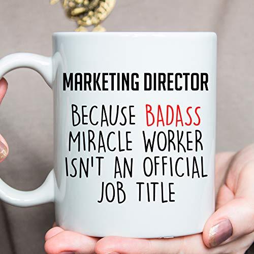 Gift for Marketing Director, Marketing Director Mug, Best Marketing Director Ever, Marketing Director Gift Ideas, Xmas Gift For Marketing Director O390