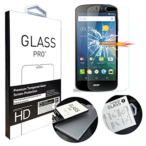 Tempered Glass Screen Protector for Acer Liquid Z530 - 5