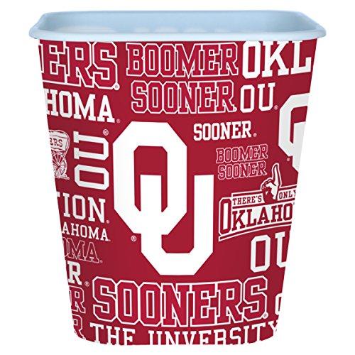NCAA Oklahoma Sooners Snack Bucket