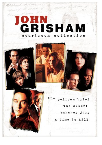 John Grisham Courtroom Collection (The Pelican Brief / The Client / A Time to Kill / Runaway Jury)