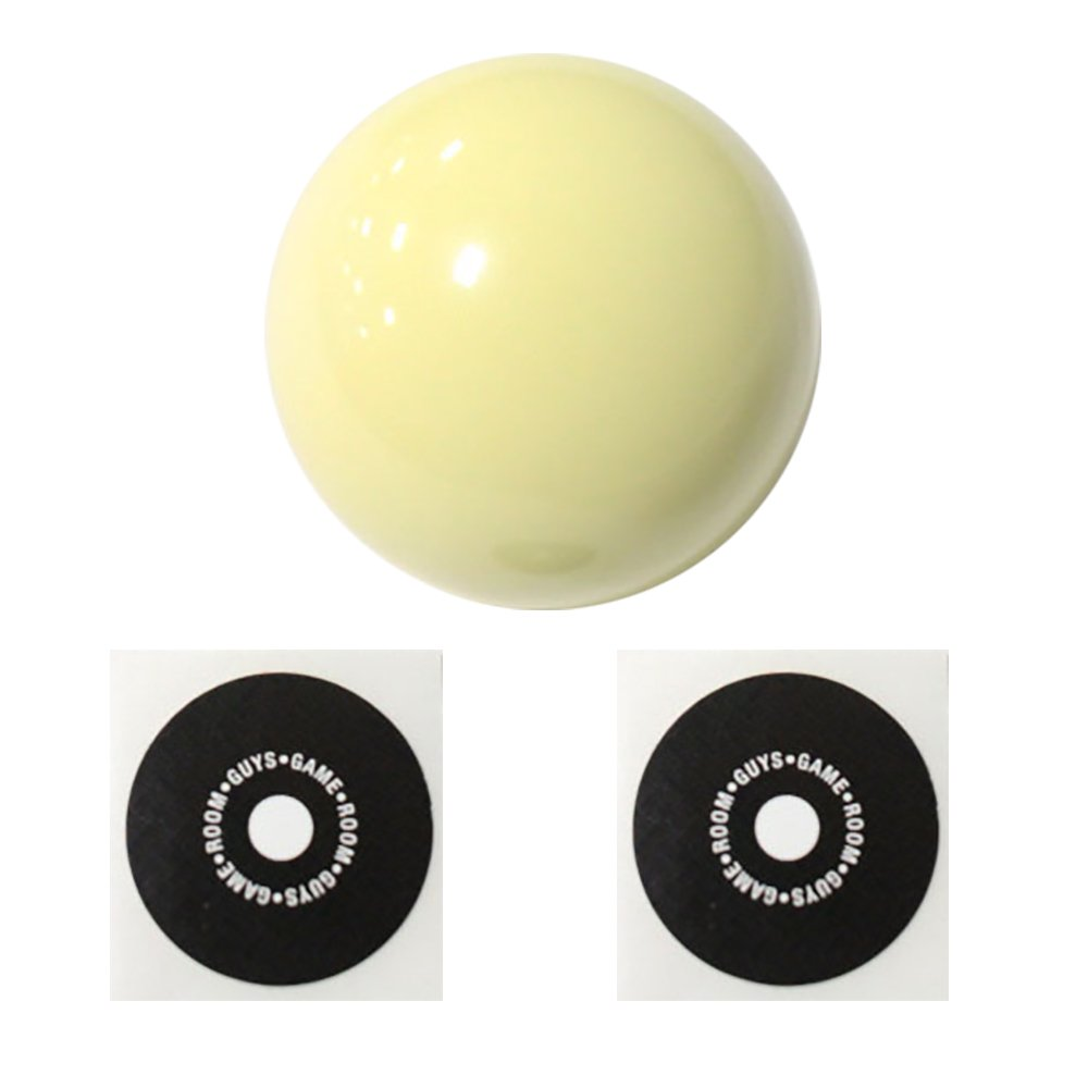 Game Room Guys Universal Magnetic Cue Ball /& Pool Table Spots