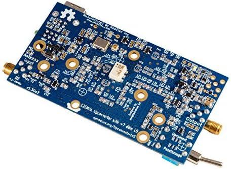 Ham It Up v1.3 Barebones - RF Upconverter para Radio Definida por Software. Funciona con la Mayoría de los SDR como HackRF y RTL-SDR (RTL2832U con ...