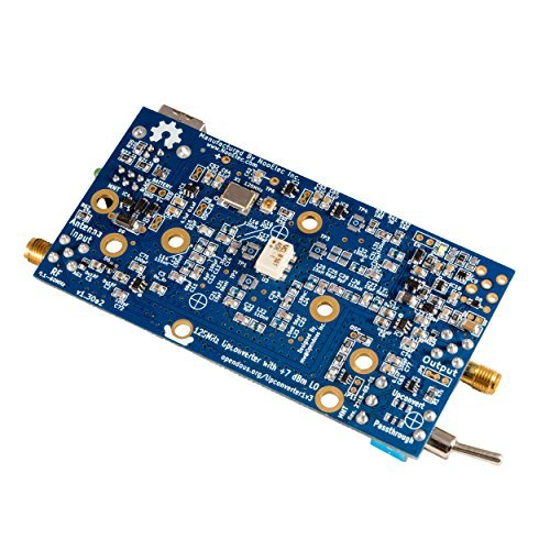 Ham It Up v1.3 Barebones - Nooelec RF Upconverter ...