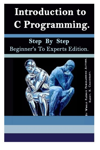 introduction to programming c - 1