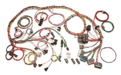 Painless 60505 Fuel Injection Wiring Harness (Painless Wiring Fuel Injection)