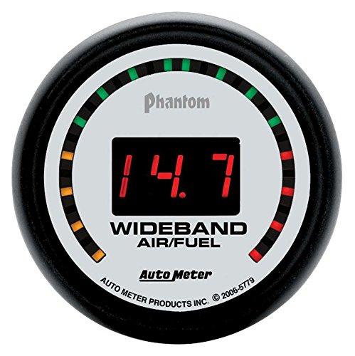Auto Meter 5779 Phantom Wide Band Air Fuel Ratio (Wide Band Air Fuel Ratio)