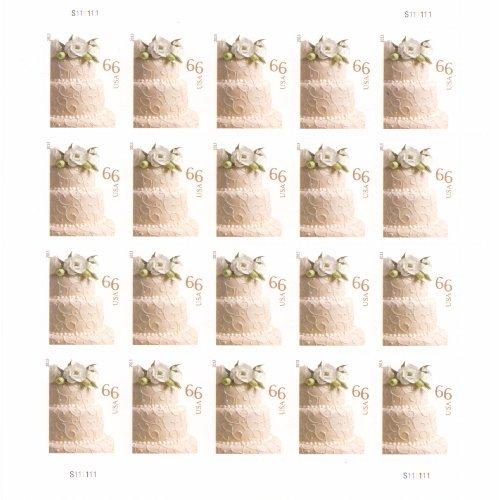 Wedding Invitation Postage Stamp - 7