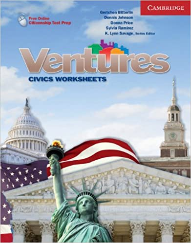 Counting Number worksheets free us history worksheets : Ventures All Levels Civics Worksheets: K.Lynn Savage, Gretchen ...