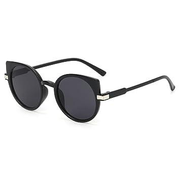 Kimruida - Gafas de Sol Unisex con Ojo de Gato, Lentes ...