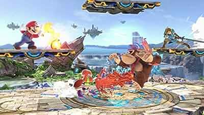 Amazon com: Super Smash Bros  Ultimate: Nintendo Switch: Nintendo of