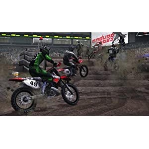 MX vs. ATV: Untamed - Wii