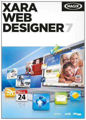 Xara Web Designer 7 (Old Version) [Download] by MAGIX