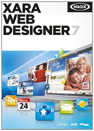 Xara Web Designer 7 (Old Version) [Download]