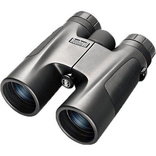 Bushnell 151050電源表示屋根プリズム双眼鏡with Clamshell、10 x 50 mm、ブラック [並行輸入品] B078WBZPZP