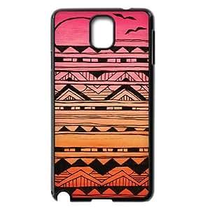 Aztec Tribal Pattern Custom Cover Case for Samsung Galaxy Note 3 N9000,diy phone case ygtg536612