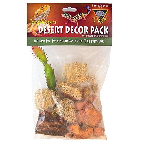 T-Rex Terra Accents Desert Decor Pack, 2, -