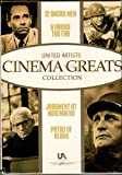 United Artists Cinema Greats Films Collection, Vol. 1 (12 Angry Men / A Bridge to Far / Judgment at Nuremberg / Paths of Glory) [DVD]