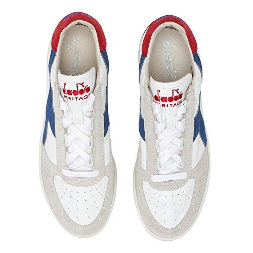 Diadora Canina C7457 e Donna rosa Elite Occhi Blu Heritage L Sneakers per B S Uomo TAT6r1xwq