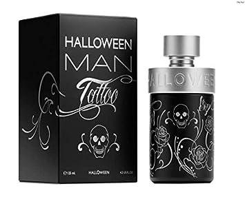 eef176974 Halloween Man Tattoo by Jesus Del Pozo 4.2 oz/125 Ml Eau De Toilette Men  Cologne Spray by Jesus Del Pozo: Amazon.co.uk: Beauty