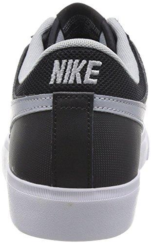 Nike Mens Zoom Speed TR2 Running Shoes-Black/Black-White BLACK/WOLF GREY-WHITE