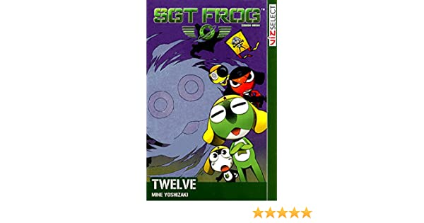 Sgt. Frog, Vol. 12: No-Fly Zone