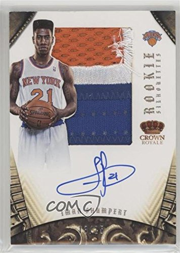 Iman Shumpert #13/25 (Basketball Card) 2012-13 Panini Pre...