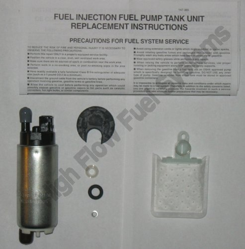 Walbro GSS342-400-846 With Install Kit Fuel Pumps