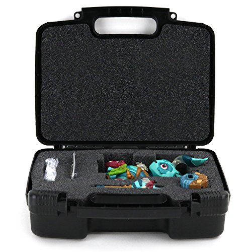 Avengers Costume 2 Falcon (Hard Storage Carrying Case For Lightseekers Starter Pack, Mari- Stores Lightseekers Starter Packs Safely In Protective Foam-)