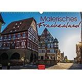 Malerisches Frankenland (Wandkalender 2018 DIN A3 quer): Die Schönheiten Frankens in 12 Fotografien (Monatskalender, 14 Seiten ) (CALVENDO Orte) [Kalender] [Apr 01, 2017] Kahlo, Karl