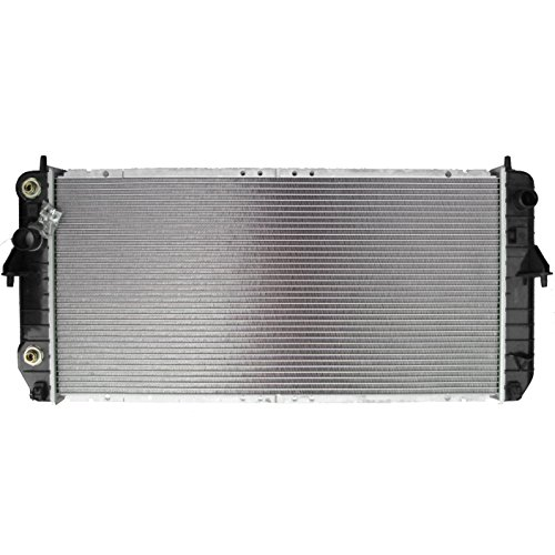 - ECCPP Brand New Premium Radiator for 01-04 Cadillac Seville 4.6 V8 w/o EOC AT MT 2513