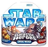 : Star Wars Galactic Heroes Jar Jar Binks and amp; Destroyer Droid