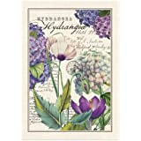 Michel Design Works Kitchen Towel, Hydrangea