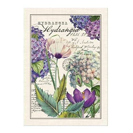 Charmant Michel Design Works Kitchen Towel, Hydrangea