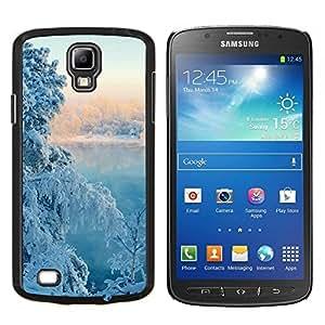 TECHCASE---Cubierta de la caja de protección para la piel dura ** Samsung Galaxy S4 Active i9295 ** --Naturaleza Fantasy Sunset