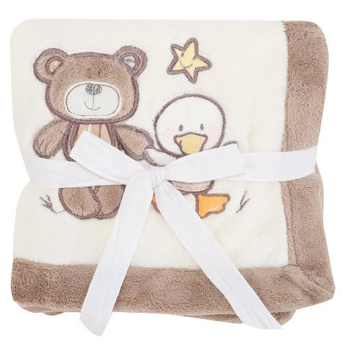 Babies R Us B Is For Bear Blanket