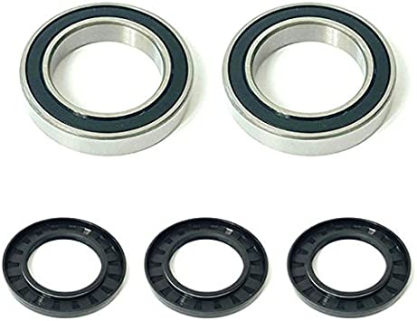 2006-2011 Suzuki Quadracer 450 LTR450 Rear Axle Wheel Carrier Bearings Seals Kit