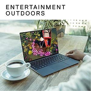 Dell XPS 13 7390 13.3 inch 4K UHD InfinityEdge Touchscreen Laptop (Silver) 10th Gen Intel Core i7-10710U, 16GB RAM, 1TB…