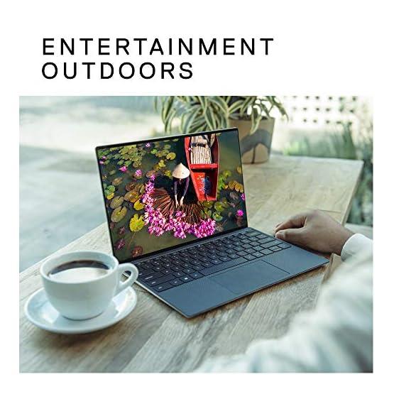 Dell XPS 13 7390 13.3 inch 4K UHD InfinityEdge Touchscreen Laptop (Silver) 10th Gen Intel Core i7-10710U, 16GB RAM, 1TB… 51%2B7PIB%2BhYL. SS555