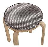 Creative Round Stool Cushion Warm Sponge Pad Bar Stool Mat