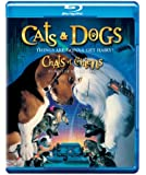 Cats & Dogs / Chats et Chiens (Bilingual) [Blu-ray]