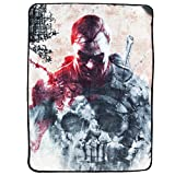 Marvel Avengers - The Punisher Fleece Throw Blanket
