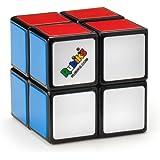 Rubik's Cube   2x2 Classic Colour-Matching Puzzle, Pocket Size Brain-Teasing Puzzle Toy