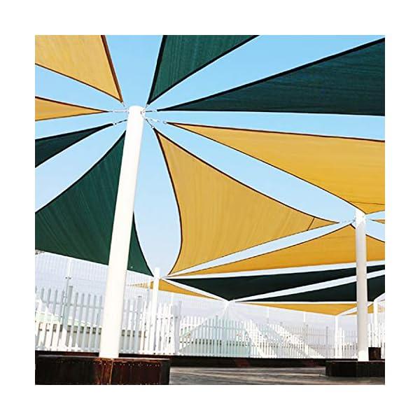 51%2B7Qr74r9L Kupton Sun Sonnensegel und Sonnensegel-Hardware-Kit für Installation