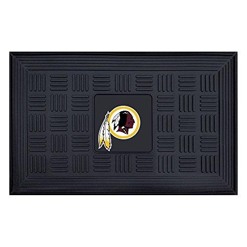 NFL Washington Redskins 3-D Team Medallion Vinyl Door Mat