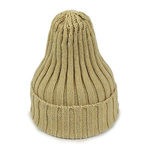 1de0bd5a119 MJ-Young Winter Hats Solid Hat Female Unisex Plain Warm Soft Women s Stripe  Skull Cap
