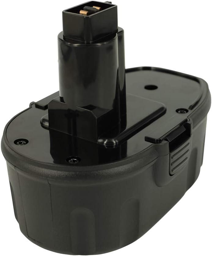 PowerSmart–Batería de repuesto para Würth BS 18a (Combi, BS 18de a Power Master batería para herramientas [18V NiMH 3000mAh]