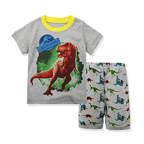 Babyroom Dinosaur Cotton Pajama 2T 10T